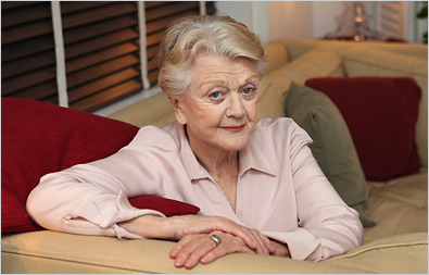 Angela Lansbury Joins The Guest List At The Grand Budapest Hotel