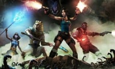 Lara Croft And The Temple Of Osiris, Stealth Inc 2 Topline PlayStation Plus August Line-Up