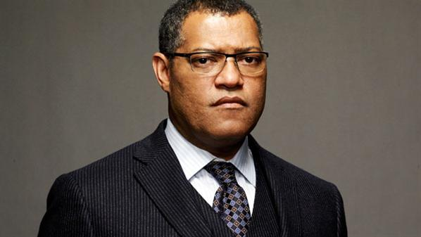 LaurenceFishburne Laurence Fishburne To Play Perry White In Man Of Steel