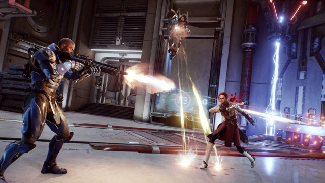 Boss Key And Cliff Bleszinski's Shooter LawBreakers Ditches Free-To-Play Plans