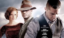 Final Poster For Lawless Features LaBeouf, Hardy, And Chastain