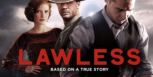 Lawless Blu-Ray