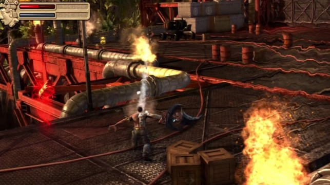 Marlow Briggs And The Mask Of Death Hits XBLA And Steam Today