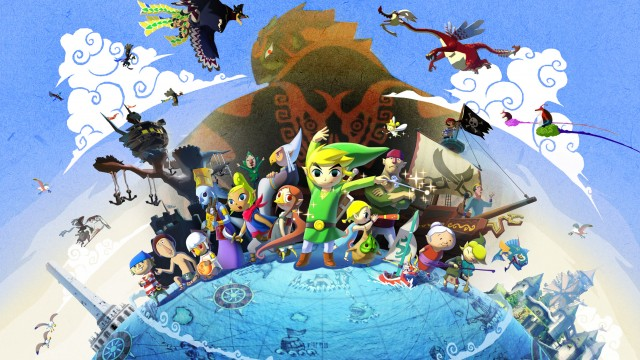 UK Wii U Sales Up 685% Thanks To The Legend Of Zelda: The Wind Waker HD