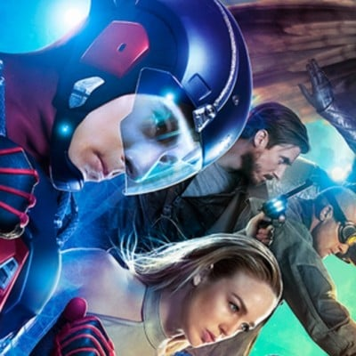 'A New Team Of Heroes Assemble In Poster For Legends Of Tomorrow' from the web at 'http://cdn.wegotthiscovered.com/wp-content/uploads/Legends-of-Tomorrow-2-400x400.jpg'