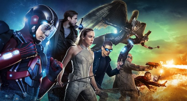 Intriguing Description For Season Finale Of Legends Of Tomorrow Released