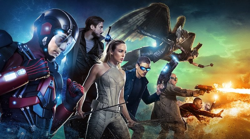 DC's Legends Of Tomorrow Season 1 Review