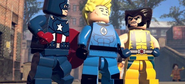 LEGO Marvel Super Heroes Demo Takes Shape Today
