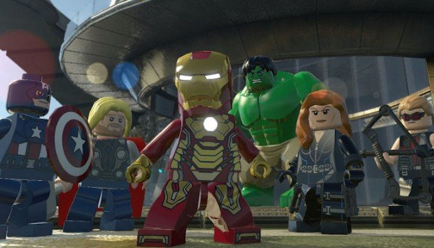 LEGO Marvel's Avengers Will Have Free PlayStation Exclusive DLC