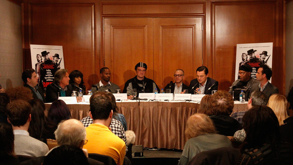 Press Conference Interview With The Cast Of Django Unchained