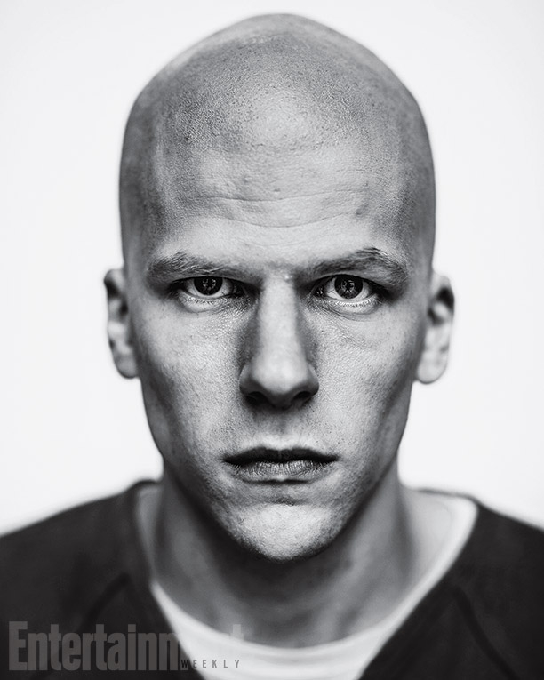 Here's Your First Look At Jesse Eisenberg's Lex Luthor In Batman V Superman: Dawn Of Justice