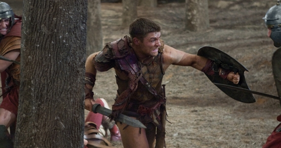 Starz's Spartacus Will End After Season 3