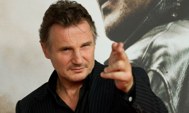 Revenge Thriller Hard Powder Nets Liam Neeson