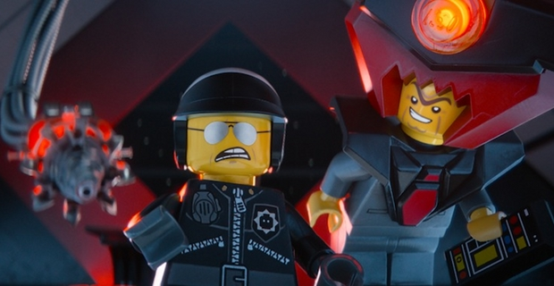 Liam Neeson and Will Ferrell in The LEGO Movie 2014 7 Reasons Why The LEGO Movie Didnt Destroy Our Childhood