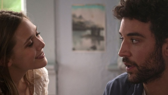 Sparks Fly Between Josh Radnor And Elizabeth Olsen In The First Liberal Arts Trailer
