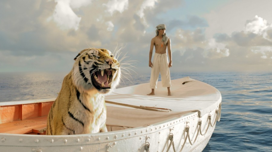 First Trailer For Life Of Pi Has Been Released