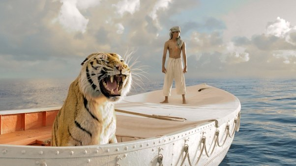 Stranded Movies: Life of Pi