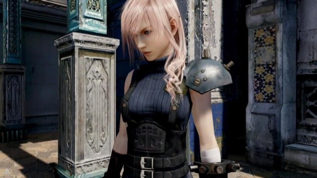 Witness The Evolution Of Battle In A New Lightning Returns: Final Fantasy XIII Trailer
