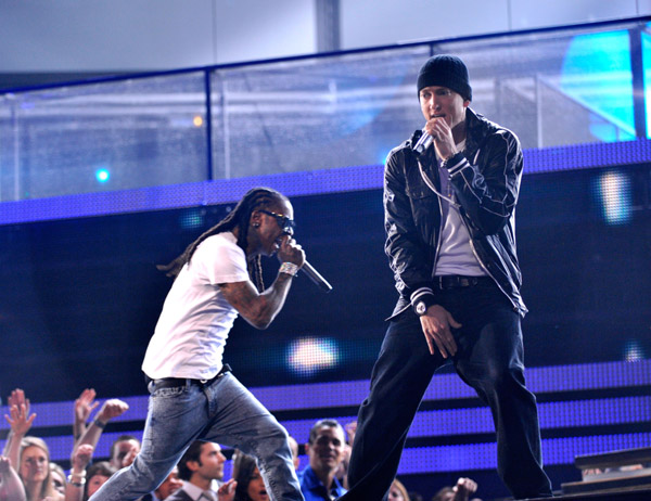 Eminem And Lil' Wayne Set To Perform A Six-Hour Concert