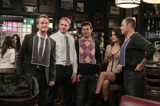 """How I Met Your Mother Review: """"Lobster Crawl"""" (Season 8, Episode 9)"""