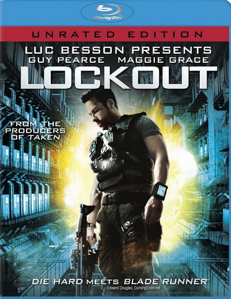 Lockout Blu-Ray Review