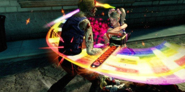 Free Life-Sized Robot With Every Lollipop Chainsaw Special Edition?