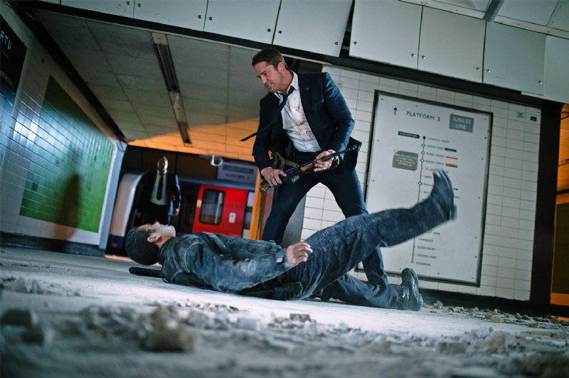 Gerald Butler Means Business In First Look At Blockbuster Sequel London Has Fallen