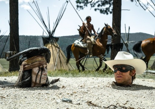 The Lone Ranger On Track To Lose Disney $150 Million