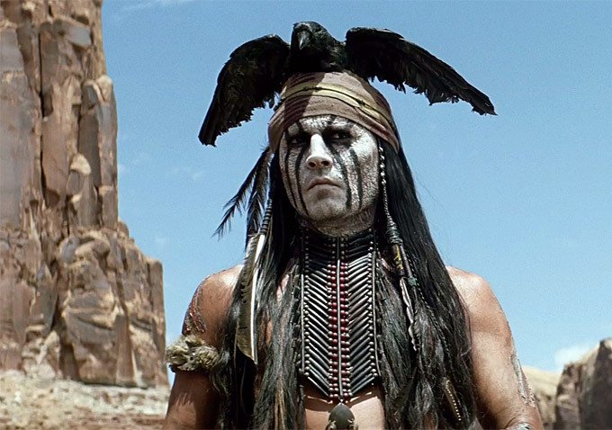 Lone Ranger16 Johnny Depps 10 Best Performances