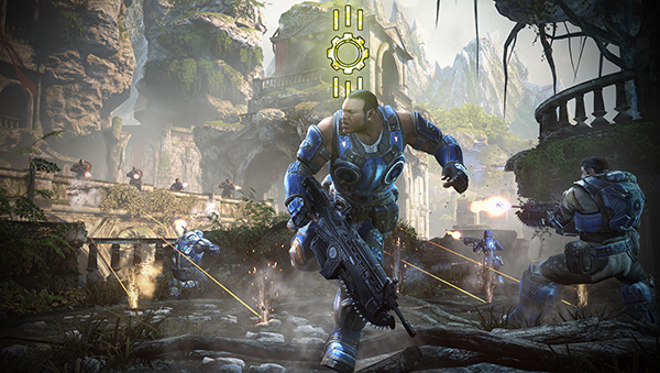 Gears Of War: Judgment's Lost Relics DLC Available Now For VIP Members