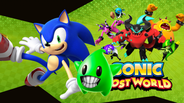 Sonic: Lost World Footage From Summer Of Sonic Features More Galaxy-Style Fun