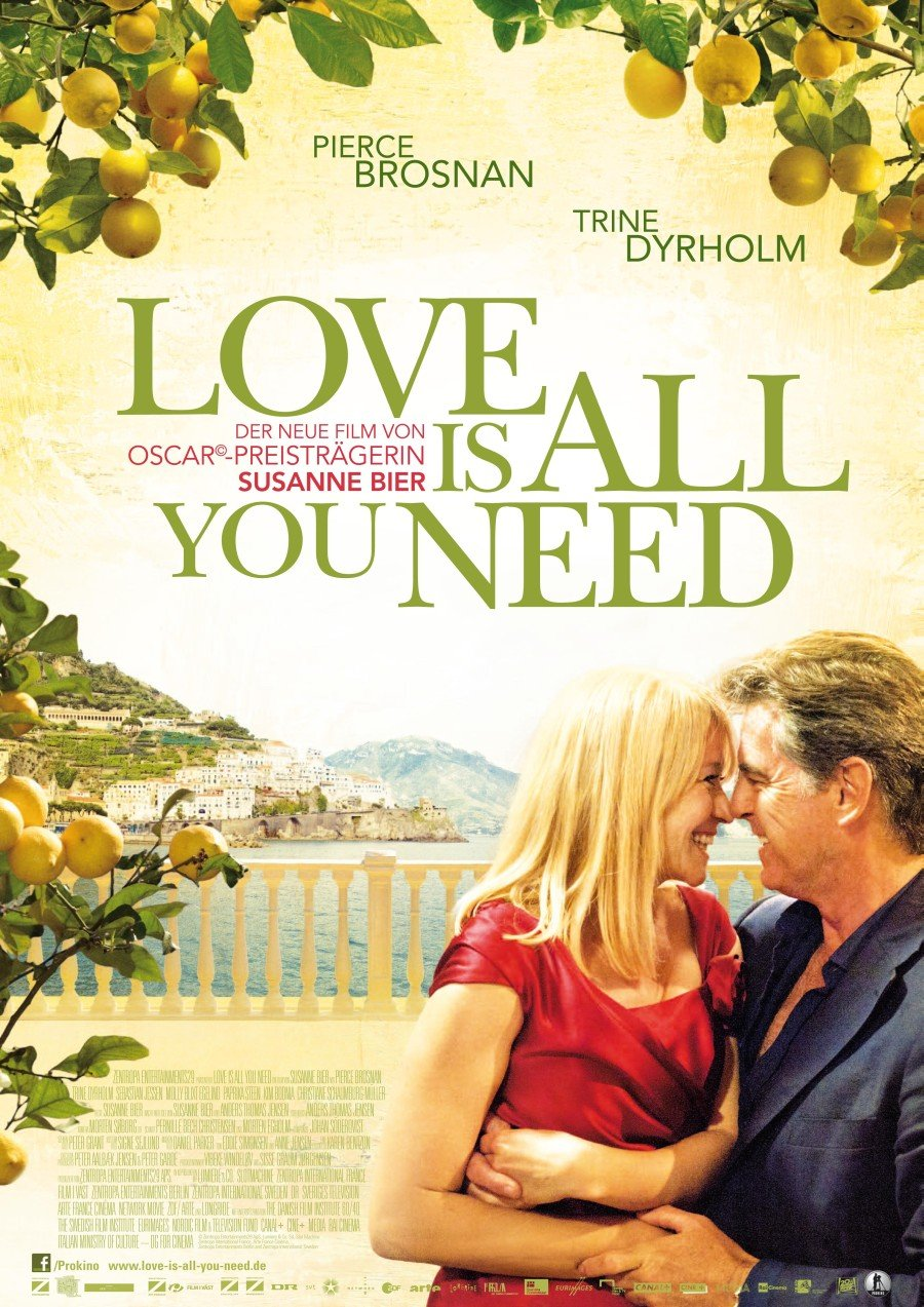 Love Is All You Need Review