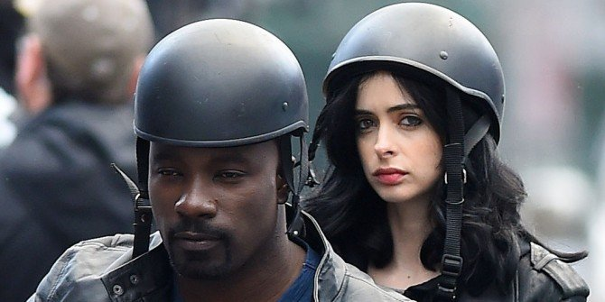 Key Jessica Jones Character Spotted On The Set of Luke Cage