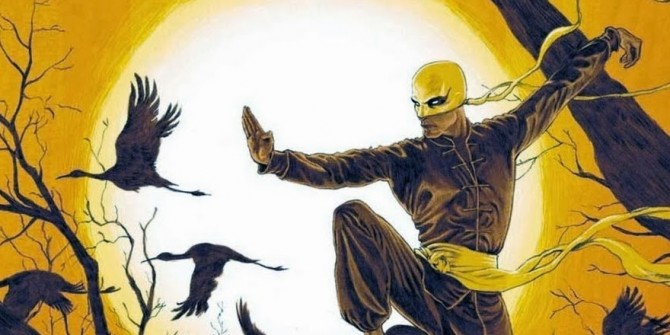 Marvel Possibly Eyeing Asian American Actors For Iron Fist