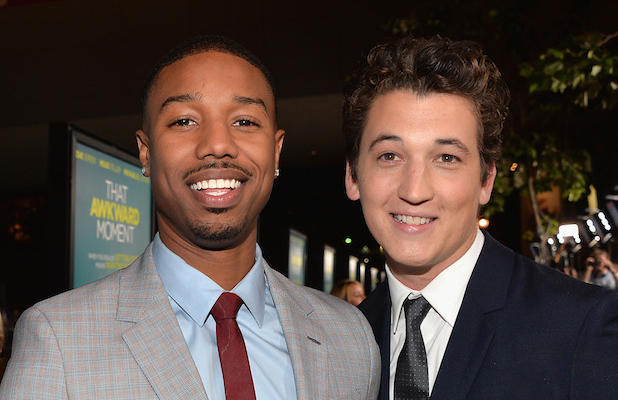 Michael B. Jordan And Miles Teller To Reunite With Tom Gormican For A Heist Movie