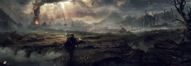 8 Minutes Of Gameplay From Middle-Earth: Shadow Of Mordor