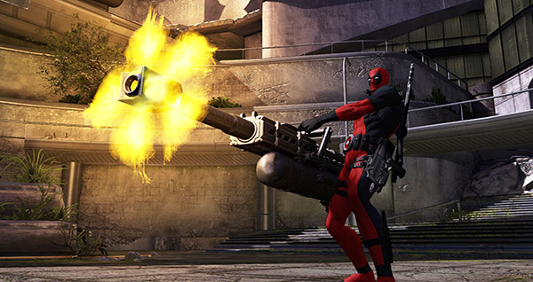 MG Deadpool Game Unveils New Screenshots