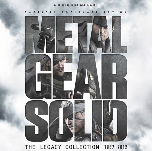 Metal gear solid the legacy collection now available for a reduced.