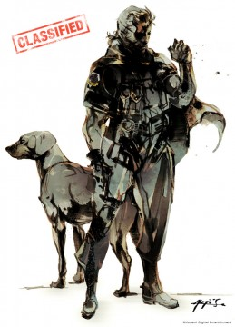 Solid Snake Might Return In Metal Gear Solid 5, Might Have Social Interactions