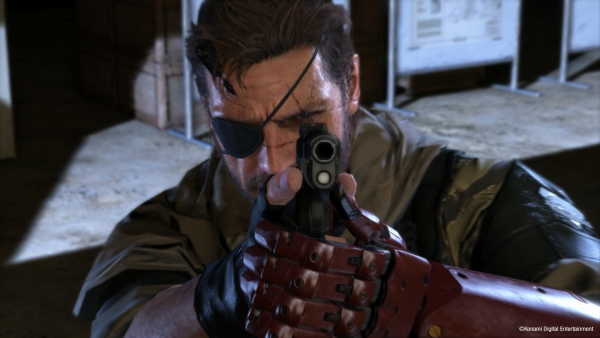 Metal Gear Solid V: The Phantom Pain Eyes-On Preview [E3 2014]