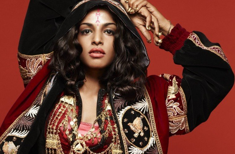 Skrillex To Be Featured On M.I.A.'s New Album