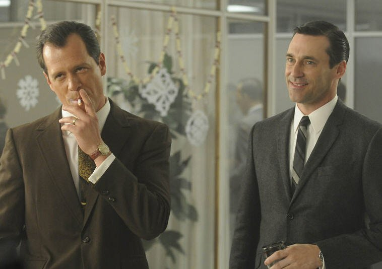 Mad Men Season 4-02 'Christmas Comes But Once a Year' Recap