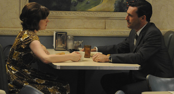 Mad Men Season 4-07 'The Suitcase' Recap
