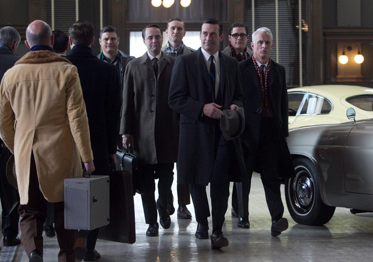 """Mad Men Review: """"The Other Woman"""" (Season 5, Episode 11)"""