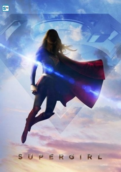 Supergirl Poster And Premiere Date Revealed