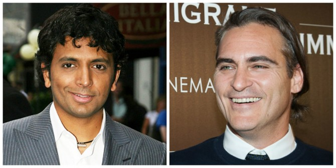 Joaquin Phoenix And M. Night Shyamalan Set To Reteam For New Project, Jason Blum To Produce