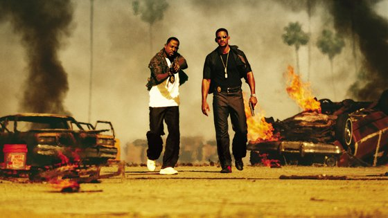 MPIX Bad Boys II Va W Poster We Got This Covereds Top 100 Action Movies