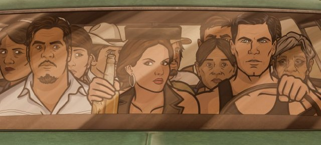 """Archer Review: """"Coyote Lovely"""" (Season 4, Episode 8)"""
