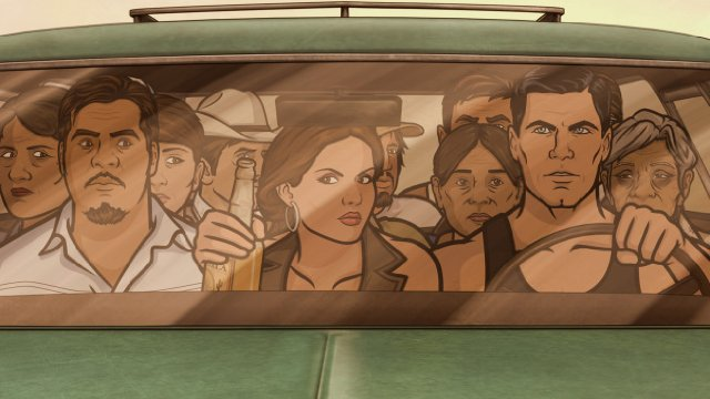"Archer Review: ""Coyote Lovely"" (Season 4, Episode 8)"