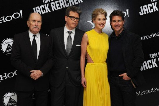 %name Press Conference Interview With The Cast Of Jack Reacher